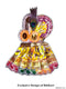 Jagannath Balabhadra Subhadra puja Pagadi dress 1 Ft pic-2