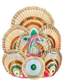Puja Pagadi Dress for 1 Feet Jagannath Balabhadra Subhadra