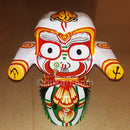 Jagannath Balabhadra Subhadra Wooden Idol 15 CMs High pic-2