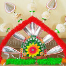 Tahia for Lord Jagannath, Balabhadra and Subhadra