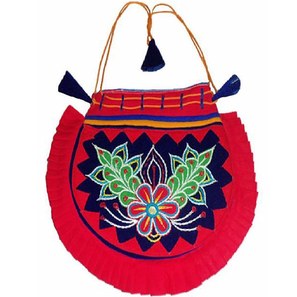 Pipili Hand Made Fancy Ladies Purse