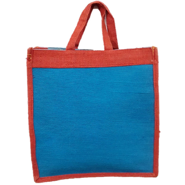Jute Jhula Multipurpose Carry Bag pic-1
