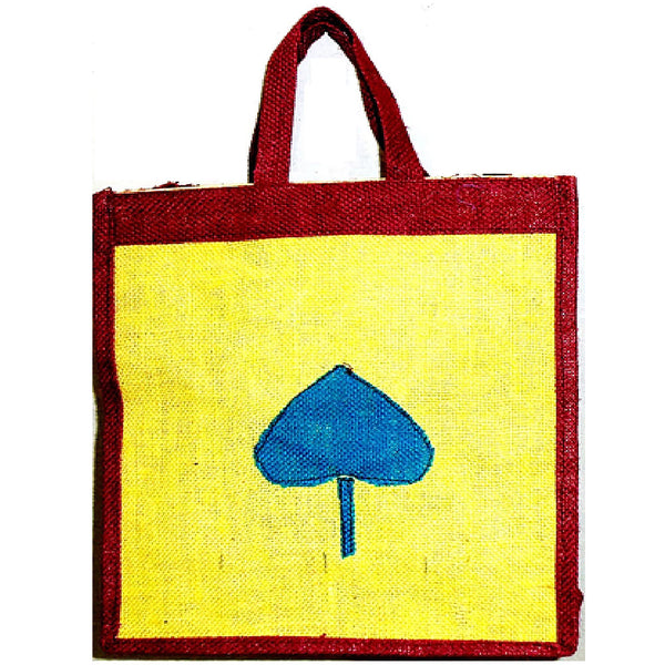 Jute Jhula Carry Bag