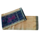 Sambalpuri Light Brown Cotton Gamuchha