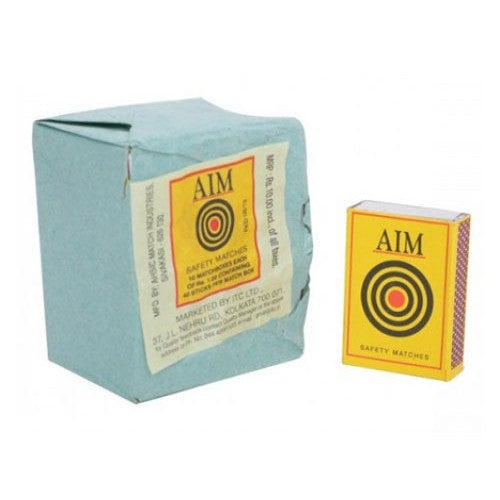 Aim Dhanush Matchbox, Pack of 10
