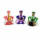 Chanapatna Wooden Musician Set