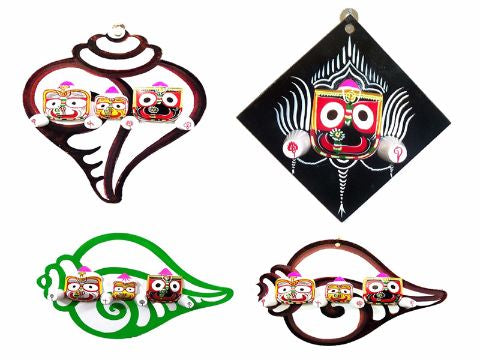 Wall Hanging wooden Jbs Holi Offer