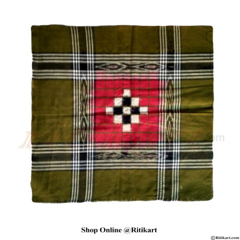 Cotton Sumbalpuri Traditional Rumal