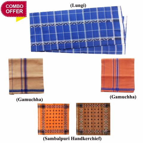 Handloom Men Combo Offer