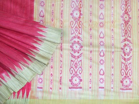 Tussar Silk Saree of odisha