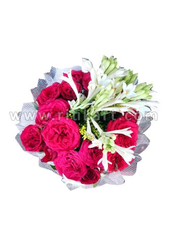 Send Flower Bouquet Online