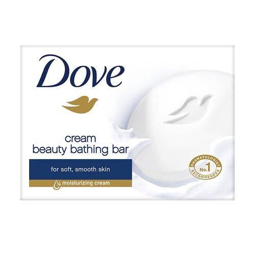 Dove Cream Beauty Bathing Bar