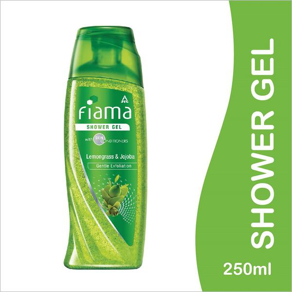 Fiama Lemongrass & Jojoba Shower Gel 250 ml