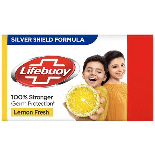 Lifebuoy Lemon Fresh Soap