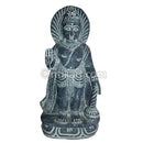 Black Granite Stone Ancient Hanuman Statue