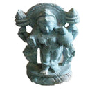 Green Stone Antique Goddess Laxmi Showpiece