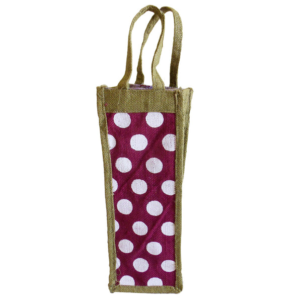 Jute Jhula  Water bottle Carry Bag Design-2-pic1