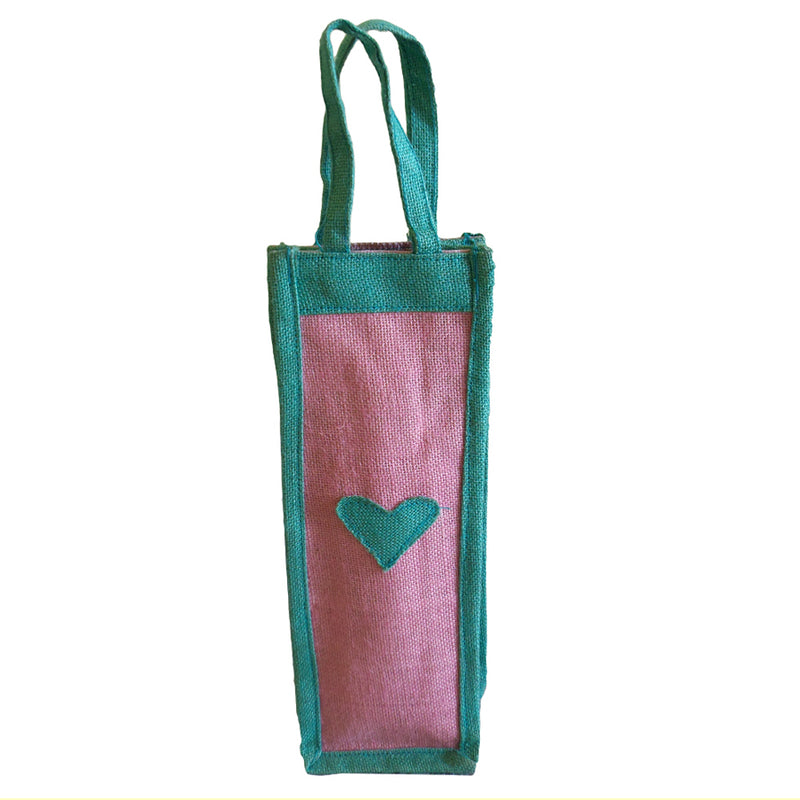 Jute Jhula  Water bottle Carry Bag Design-1-pc1