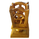 Wood Carving Pen Stand Work Showpiece