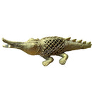 Dokra Handicraft Crocodiles Speciality Showpiece