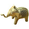 Dokra Brass King Elephant speciality Showpiece