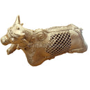 Ancient Dokra Brass Bull Showpiece