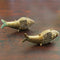Dokra Brass Special Design Fish set-pic2
