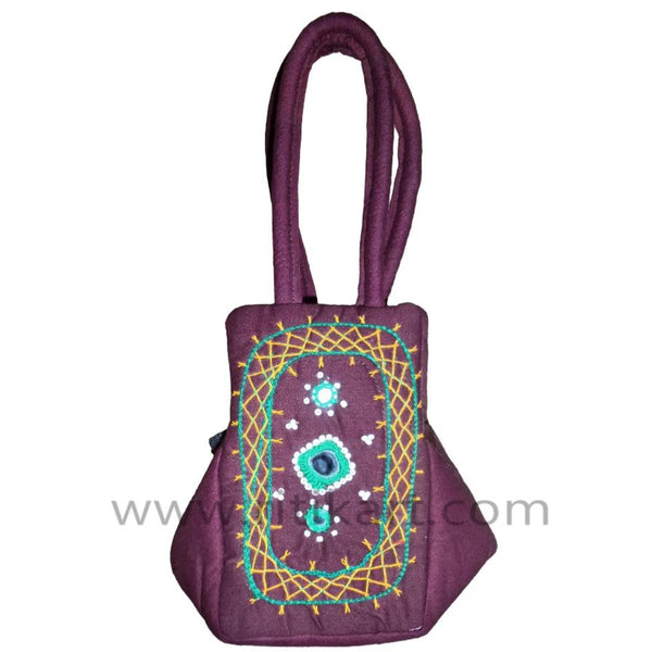 Pipili Fancy Ladies Bag Mobile Holder-pc1