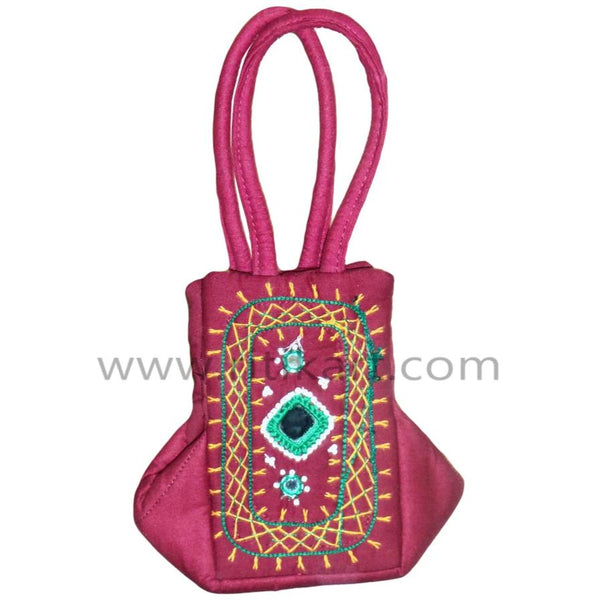 Fancy Ladies Bag with Mobile holder