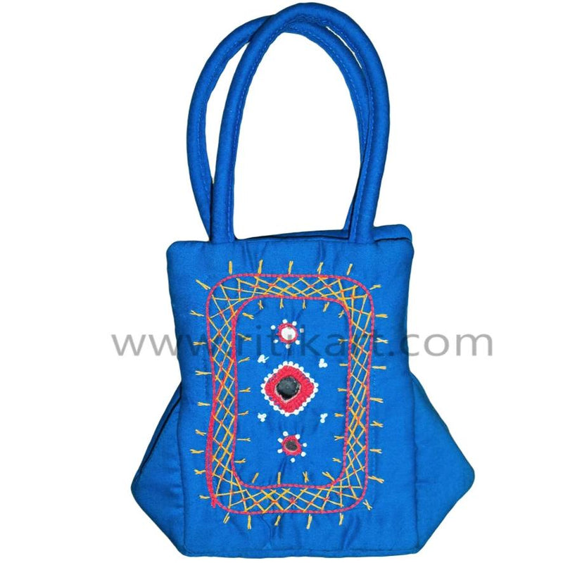 Pipili Hand Made fancy Ladies Bag with Mobile holder