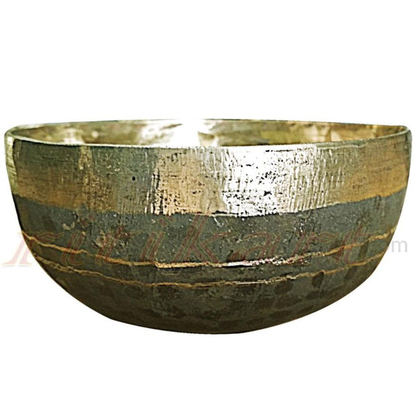 Kansa-Bronze Utensils Bowl Katori from Balakati Odisha