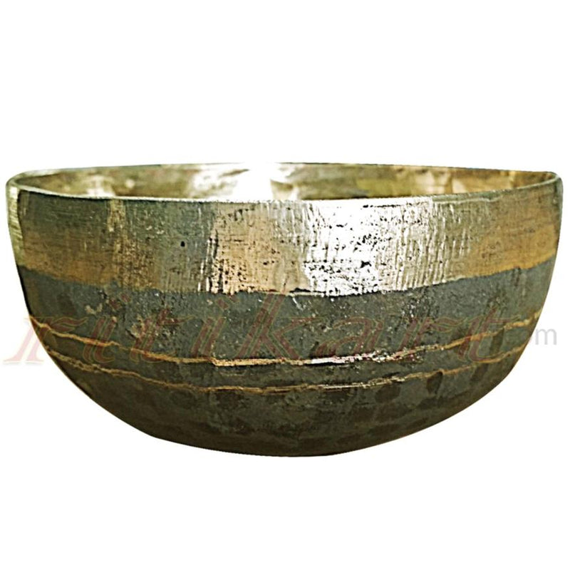 Kansa-Bronze Utensils Bowl Katori from Balakati Odisha-pc1