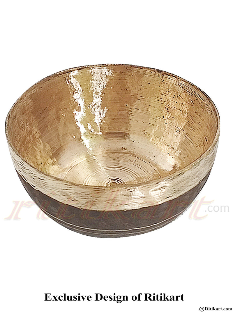 Odisha Kansa-Bronze Bowl from Balakati pic-1