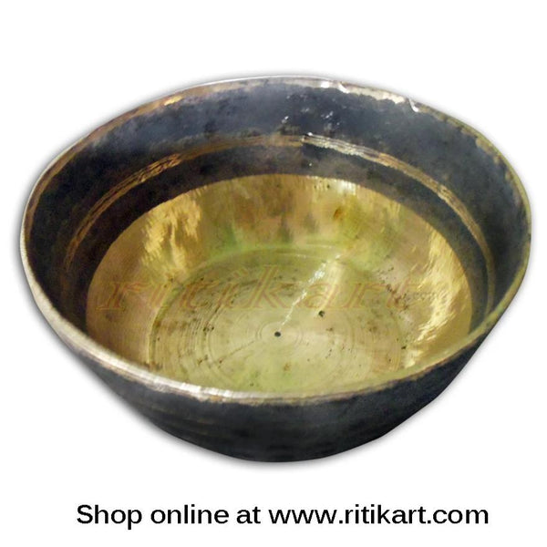 Kansa-Bronze Utensils Bowl from Balakati,Odisha Service Bowl