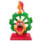 Lord Jagannath With Nila Chakra Statue