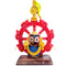 Lord Jagannath Idol With Nila Chakra Statue