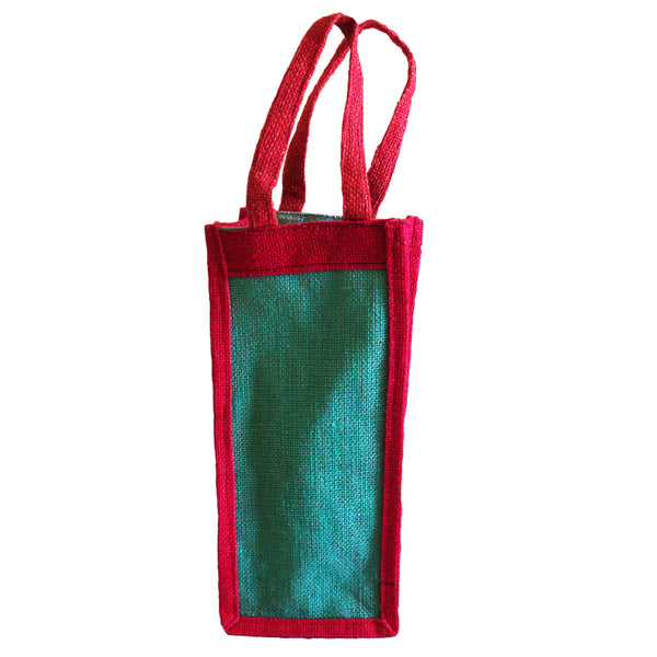 Jute Jhula  Water bottle Carry Bag Design-3