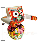 Jagannath Patitapaban Wooden Idol 20 CMs High-pc2