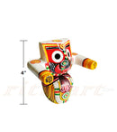 Jagannath Patitapaban Wooden Idol 10 CMs High-pc2
