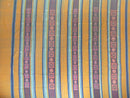 Odisha Sambalpuri Double Bed Sheet Brown Base Color
