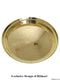 Balakati Brass Puja Thali (Medium)