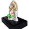 Marble work Lord Ganesh Statue With Stand