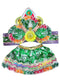 Jagannath Balabhadra Subhadra puja Mukta dress(4/6/8/10 inches)-pc2