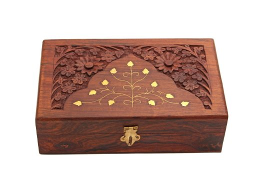 Ladies  Jewelry and Makeup box