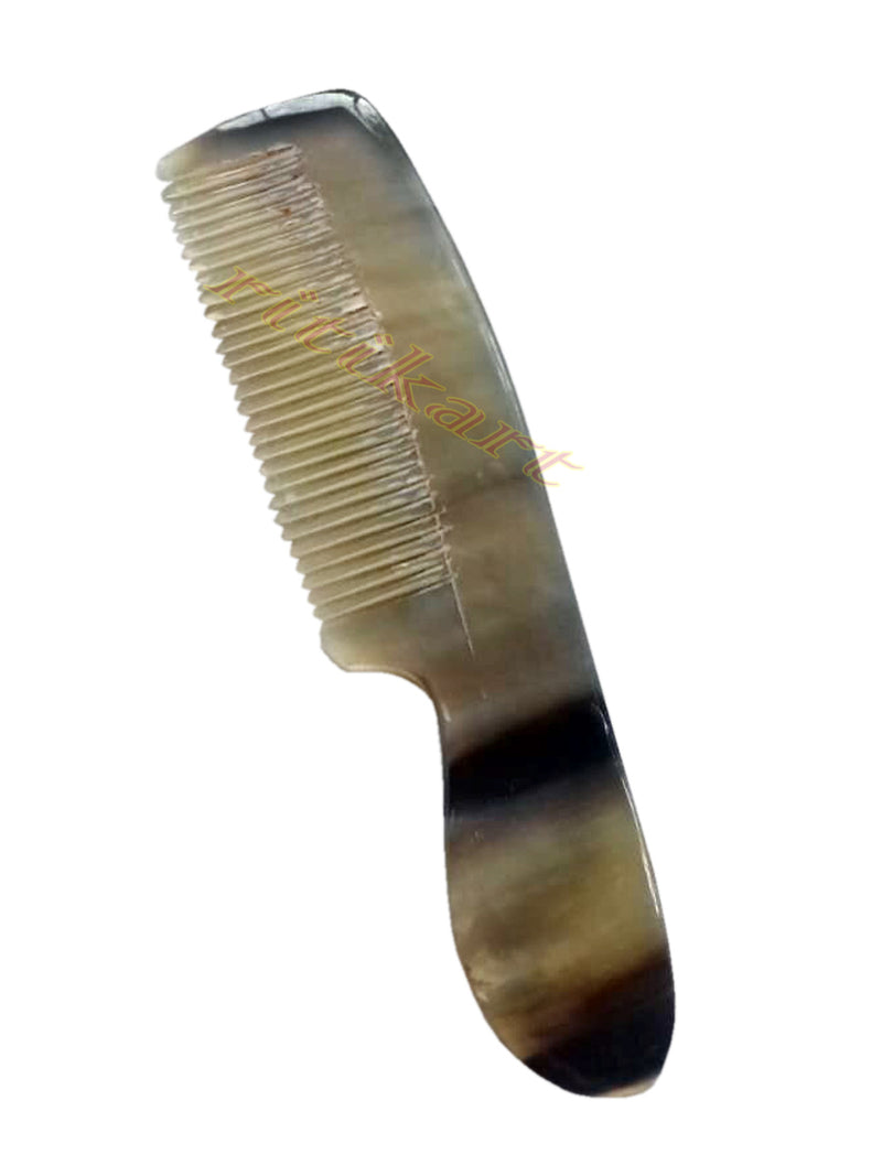 Horn Crafts - Cow Horn Comb 15 Cm