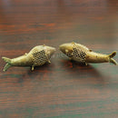Dokra Brass Special Design Fish set-pic4