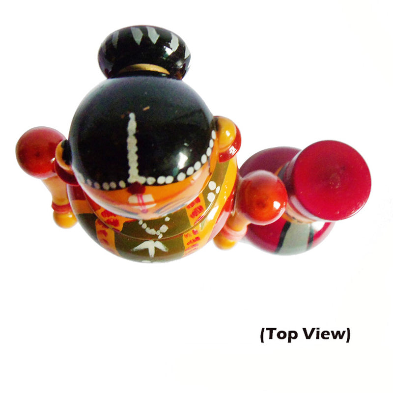 Chanapatna Wooden King and Queen Toys-pic3