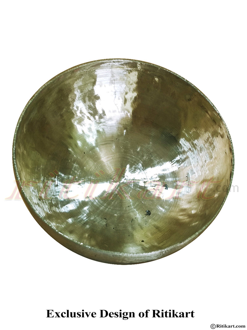 Kansa-Bronze Utensils Bowl Katori from Balakati Odisha-pc3