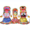 Jagannath Balabhadra Subhadra Wooden Idol of 20 CMs Height pic-5