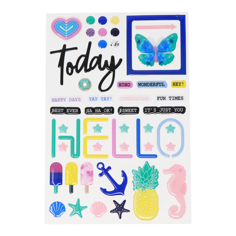 Stickers Decorativos Today